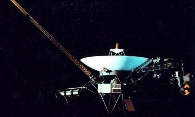 Record cosmico per le Voyager