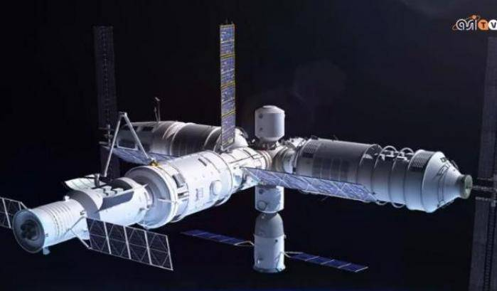 Rientro monitorato per Tiangong-1