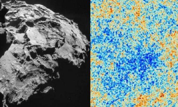 Rosetta, Plank e Lisa premiati alla Royal Astronomical Society