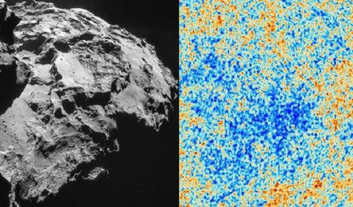 Rosetta, Plank e Lisa premiati alla Royal Astronomical Society