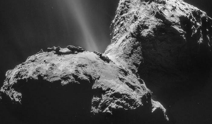 Rosetta aiuta a capire come nascono i pianeti