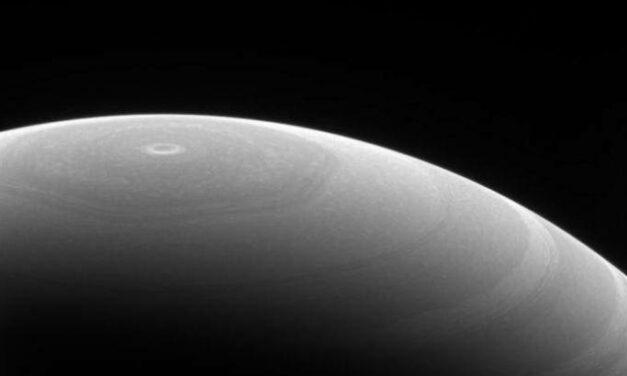 Saturno 'geometrico'