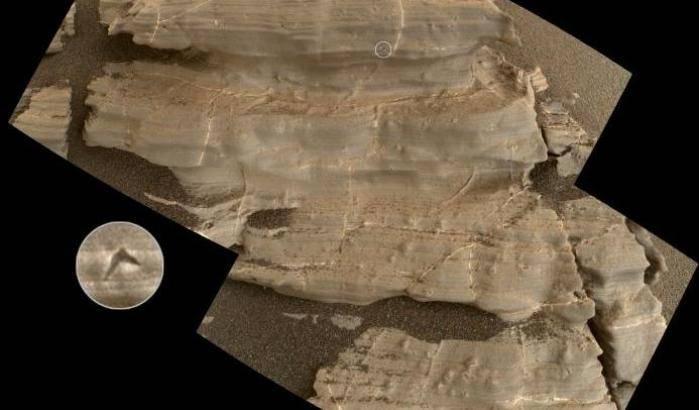 Scatti a coda di rondine per Curiosity
