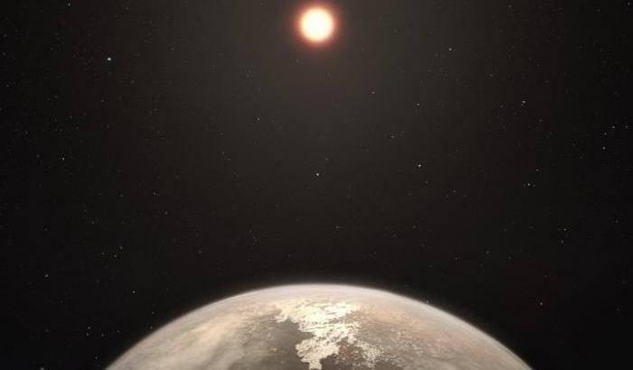Scoperto Ross 128 b, l'esopianeta dal clima mite