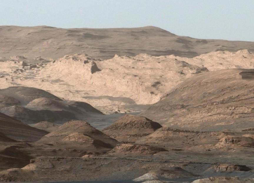 Marte, da Curiosity nuova luce su Gale e Sharp