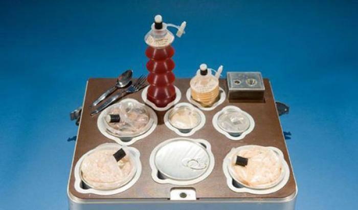 #SpaceTalk: il cibo spaziale