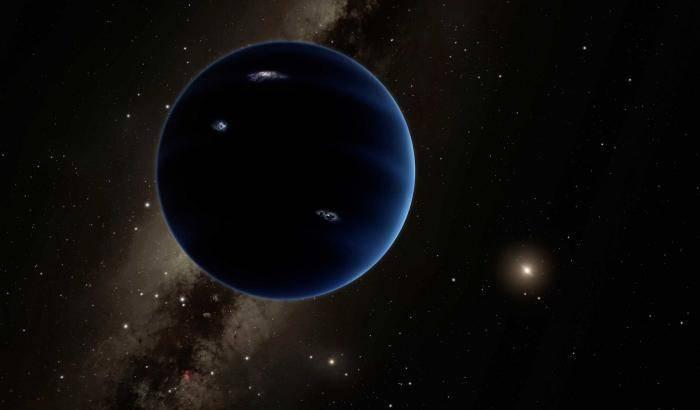 Sulle tracce del nono pianeta