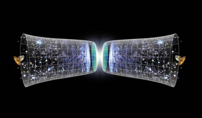 Sulle tracce di un Universo precedente al Big Bang