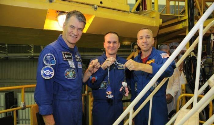 Svelati gli indicatori ZeroG della Soyuz