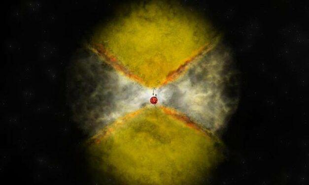 Svelato il mistero delle nove 'super luminose'