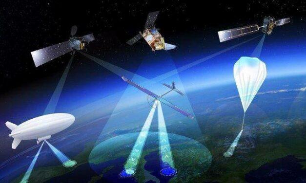 Tra droni e satelliti: un nuovo sistema di monitoraggio