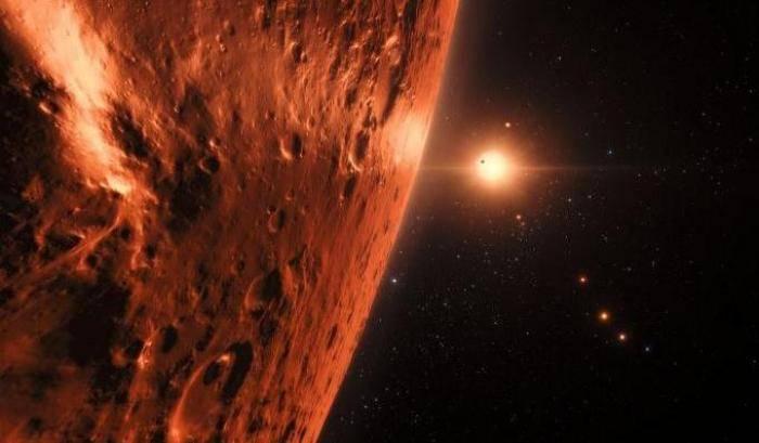 Trappist, Hubble a caccia di acqua