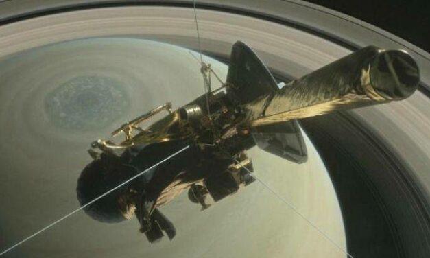 Un'agenda fitta per Cassini