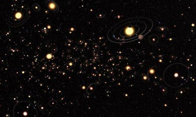 Un centinaio di mondi nuovi per Kepler