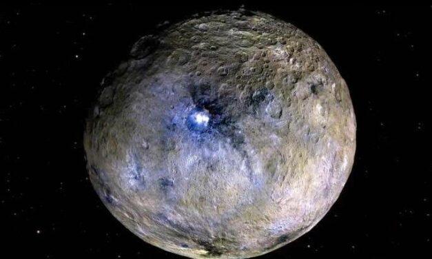 Un 'cocktail' di vita nel cuore del meteorite