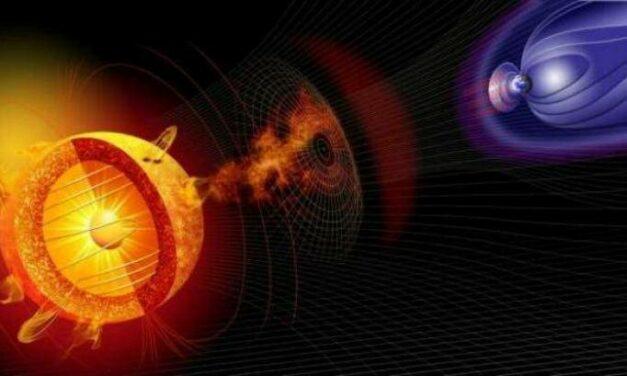 Un modello 3D per capire le tempeste dal Sole