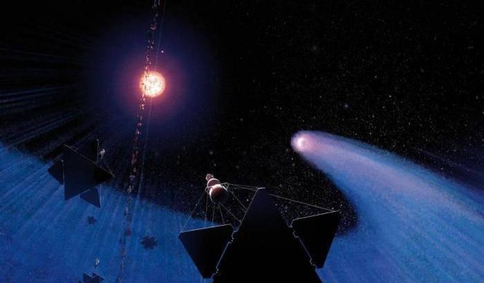 Un mondo dall'orbita caotica