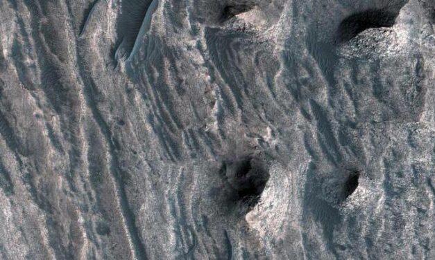 Una finestra sul passato di Marte