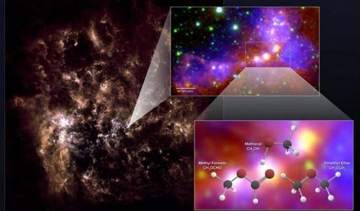Una galassia 'giovanile' per Alma