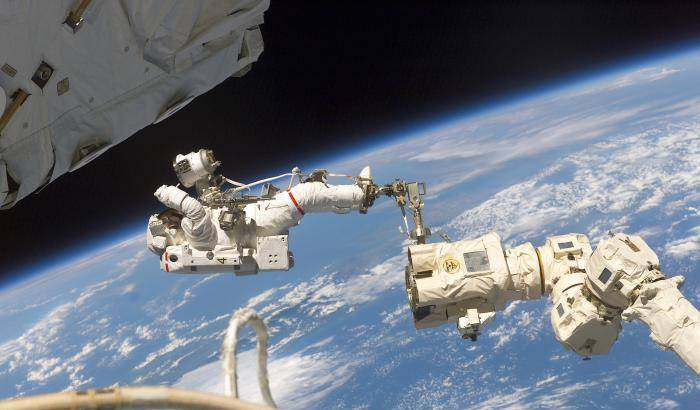 Una roadmap per la salute degli astronauti