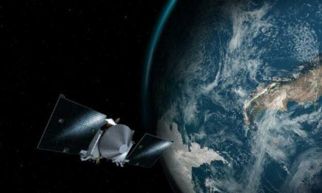 Verso l'asteroide Bennu: una 'fionda' per Osiris-Rex