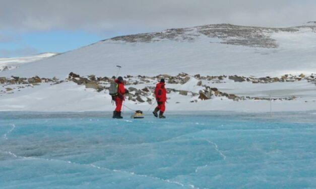 Vita su Marte, la ricerca parte dall'Antartide