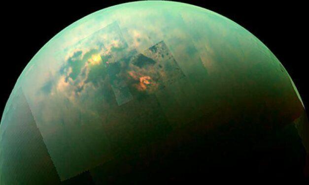 Vortici inattesi nell'atmosfera di Titano