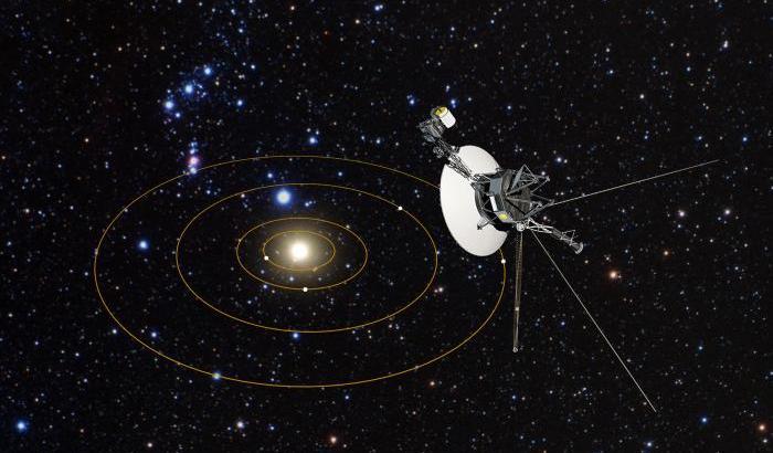 Voyager 1: sinfonia di raggi cosmici per una incredibile Odissea spaziale