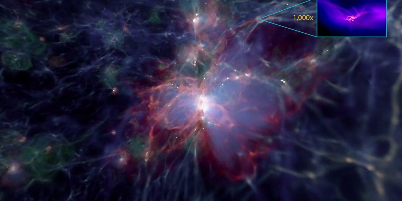 Nuova luce sulla nascita dei buchi neri primordiali