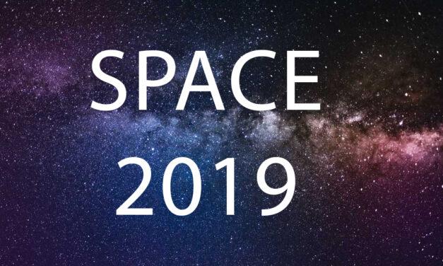 Agenda spaziale 2019