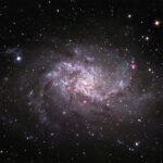 Sulle tracce della materia oscura grazie alle galassie nane