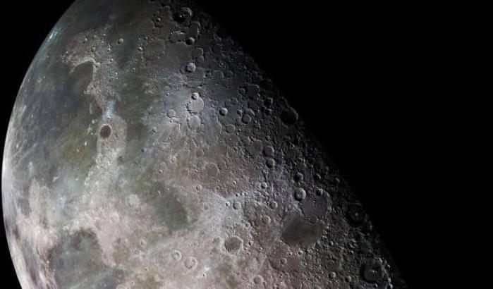 L'origine 'liquida' della crosta lunare