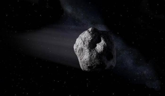 2012 TC4, primo test di difesa planetaria da asteroide
