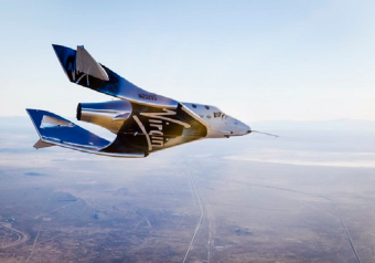 Countdown per Virgin Galactic