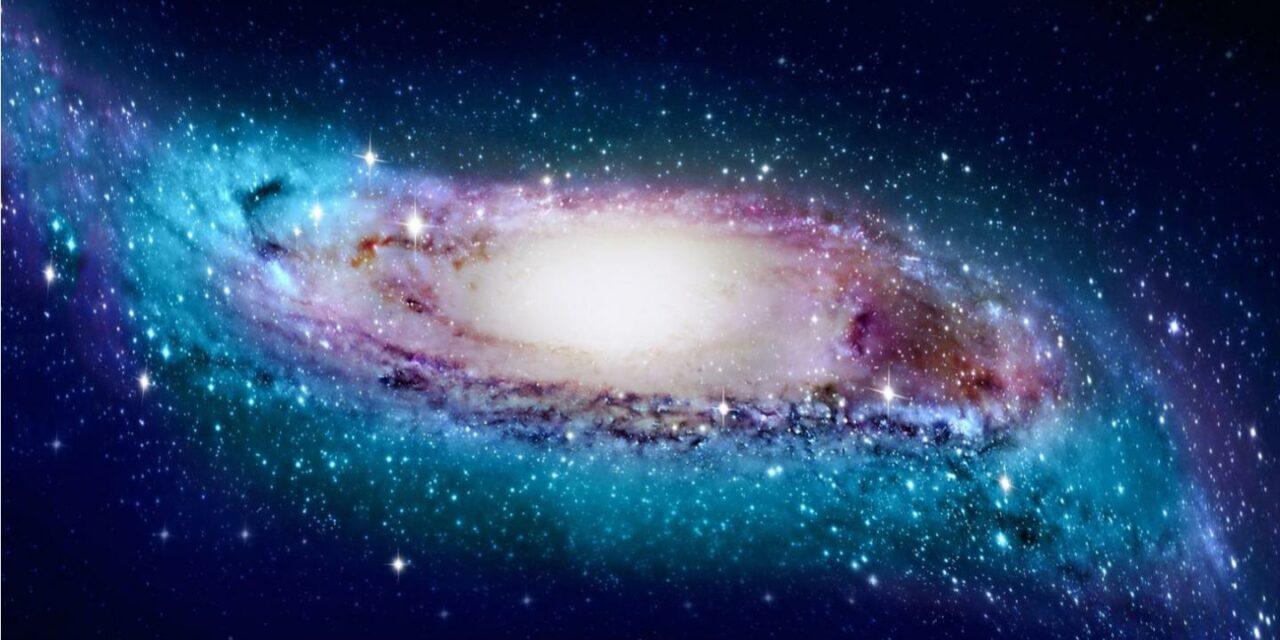 La nuova mappa della spirale galattica disegnata da Gaia