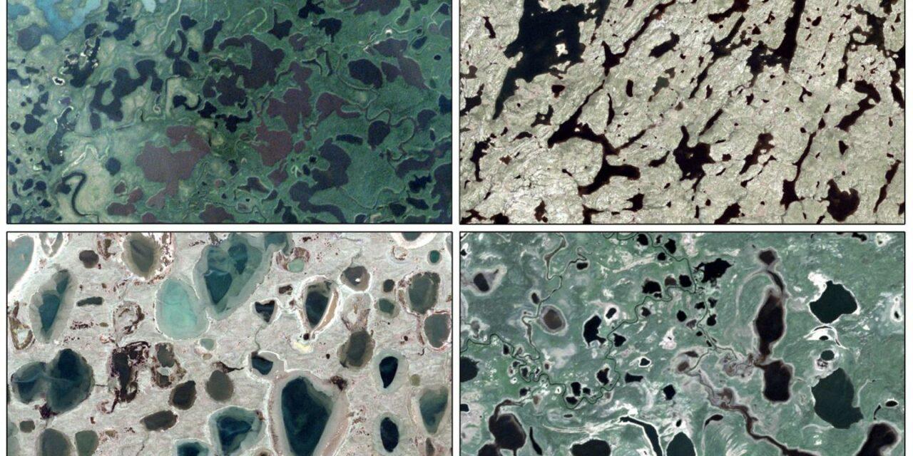 150 cubesat sui laghi del Nord America e del Canada