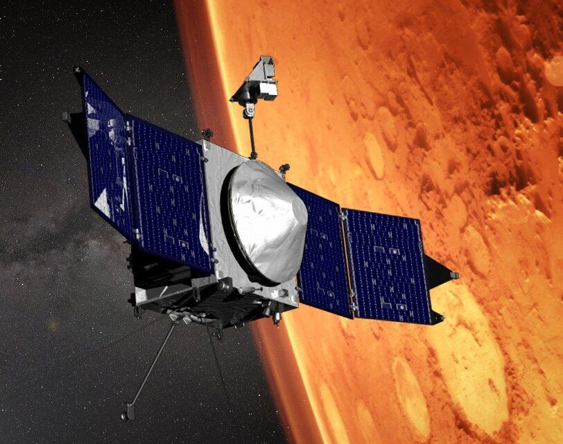 Maven si prepara per Mars 2020