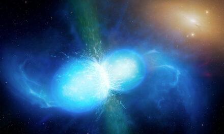 50 stelle di neutroni per misurare l'Universo in espansione