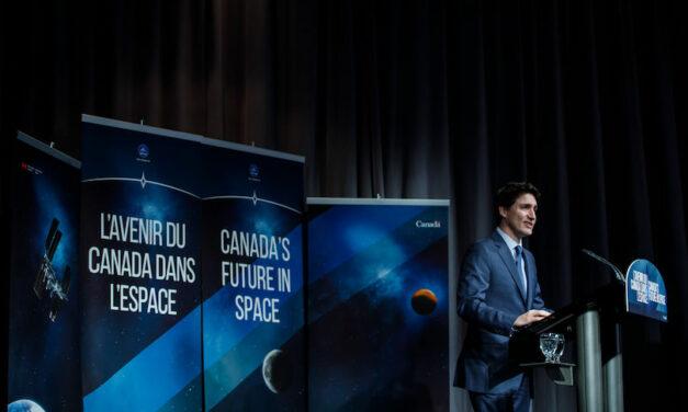 Il Canada parteciperà al Lunar Gateway