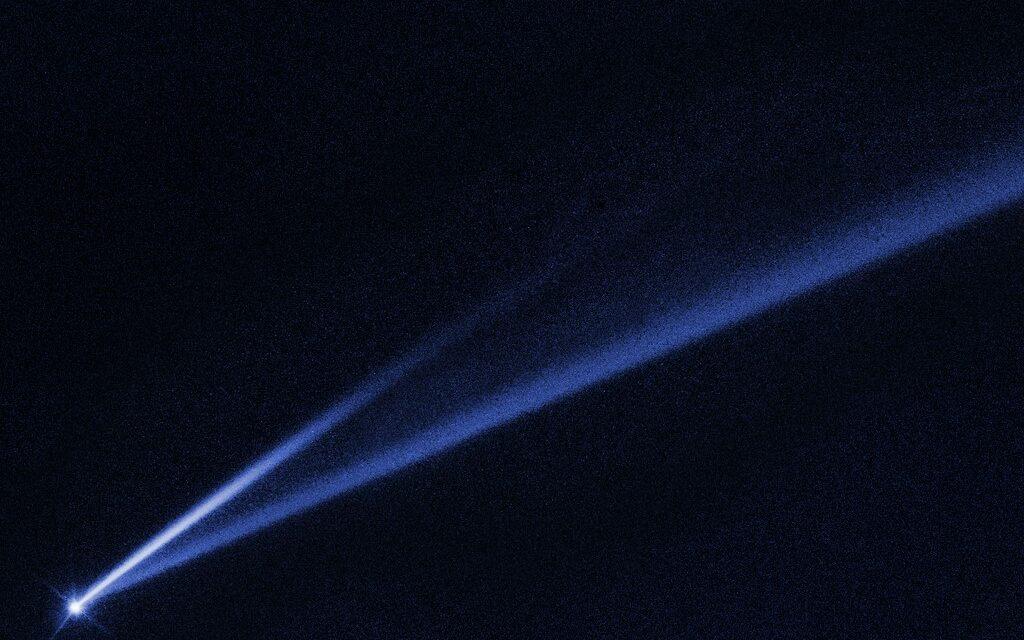 6478 Gault, l'asteroide 'autolesionista'