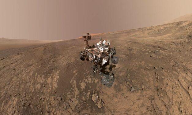 Vita su Marte dagli asteroidi