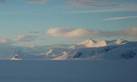 Sentinel-3A veglia sull'Antartide