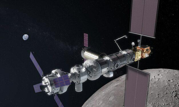Nasa, tagli al budget ma non alla Luna