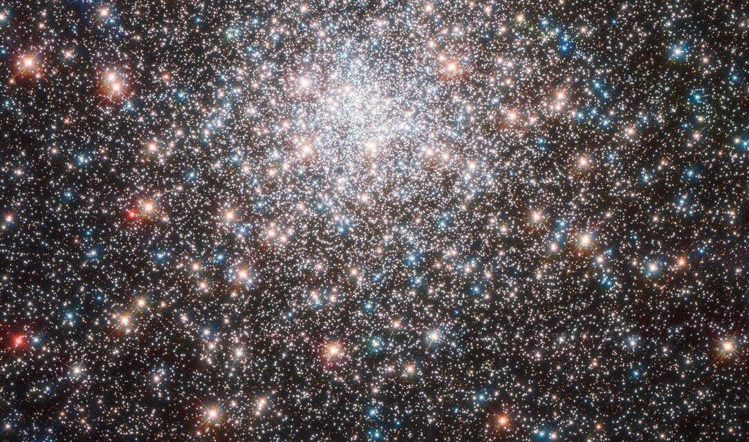 Cluster senza segreti per Hubble