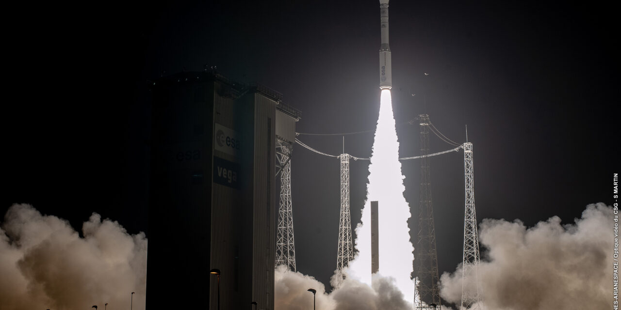 L'iperspettrale Prisma è in orbita