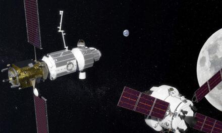 #SpaceTalk: Spazioporto lunare internazionale