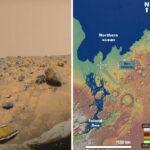Pathfinder, un mare marziano 22 anni dopo