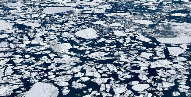 Artico: poco ghiaccio, ma non è record