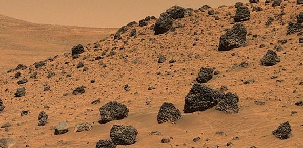 Marte, esplorazione a 360 gradi