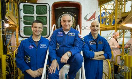 Missione Beyond, Parmitano nello spazio 50 anni dopo la Luna